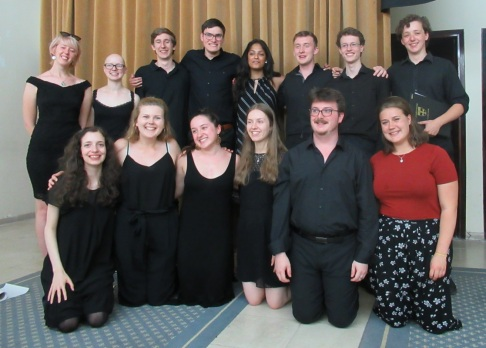 St. Mary's College Choir, Durham University